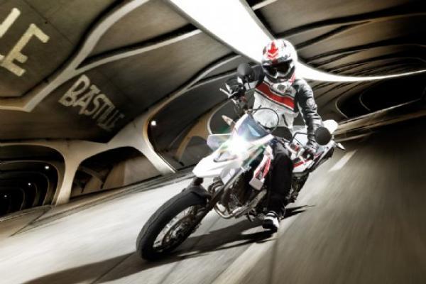 Yamaha WR125X 2009