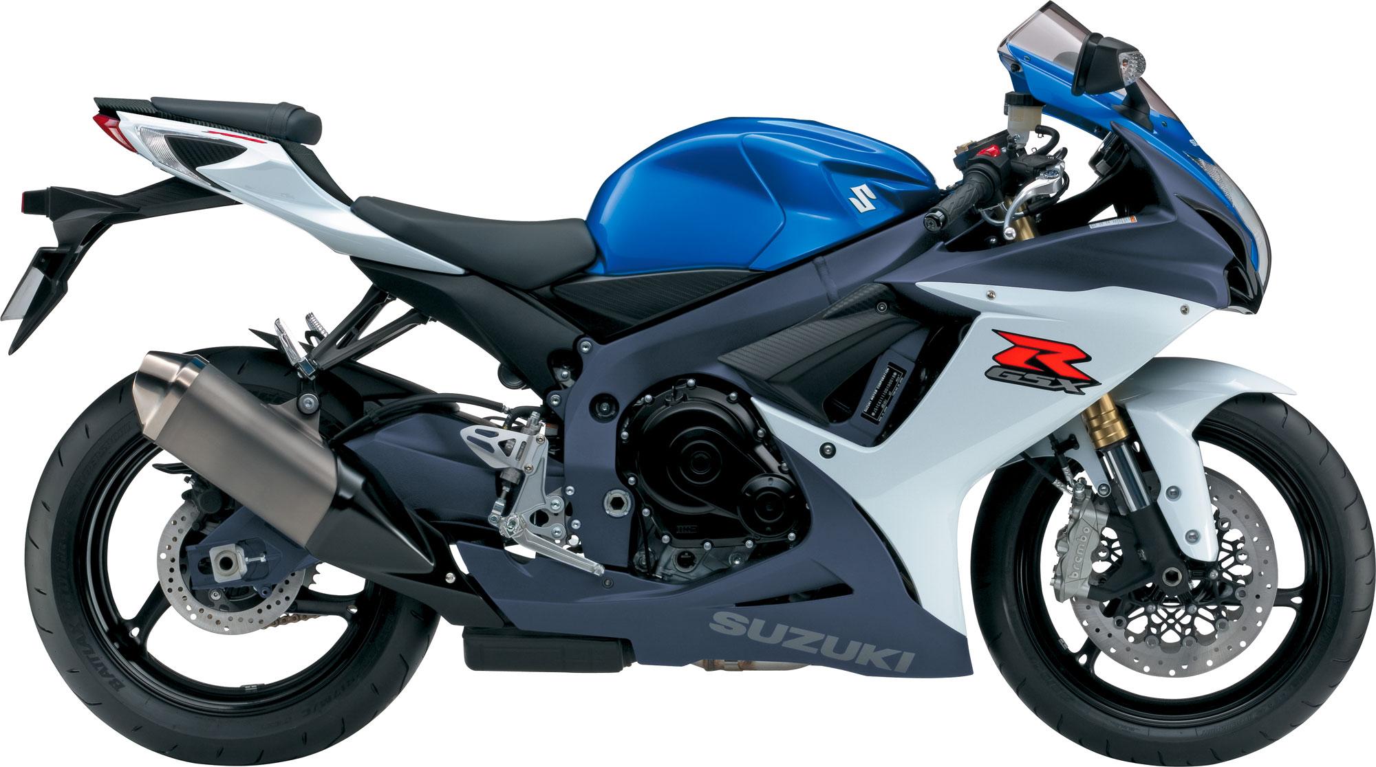 Suzuki Gsx R 750 Mod 2012 Objectif Moto