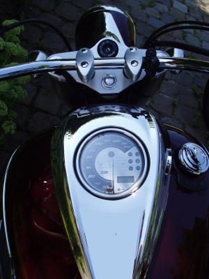 YAMAHA XVS 950 A Midnight Star – 2009