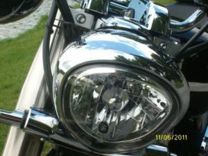 Yamaha XVS1300 UBS 2011