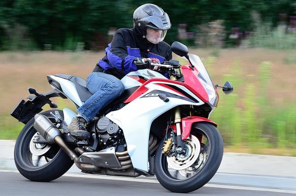 Honda CBR 600 F – 2011