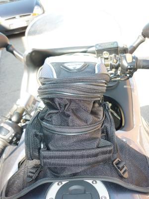 Kappa TK734 : Mariez votre gps auto et votre moto