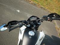 Ducati Hypermotard 796 : jolie tigresse