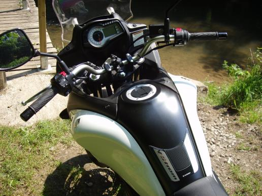 Suzuki DL 650 V-Strom 2012