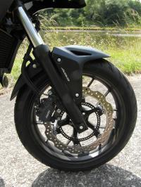 Honda CB 500 X bien plus que basique