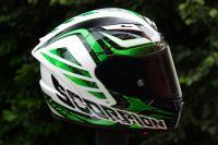 Comparatif nouveautés 2013 casques racing