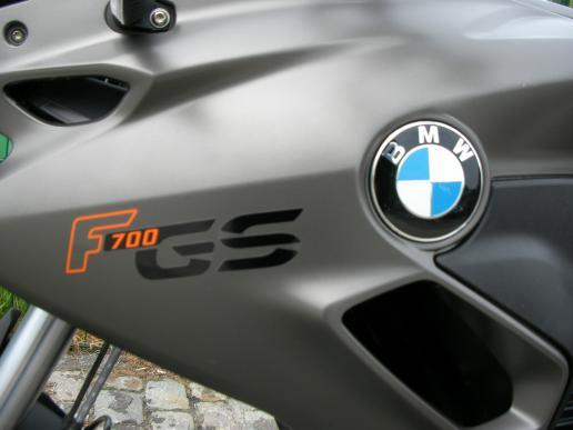 BMW F700GS modèle 2013