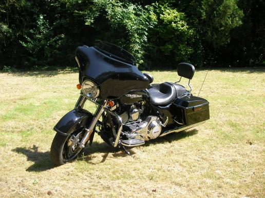 Harley Davidson  FLXH Street Glide 2013