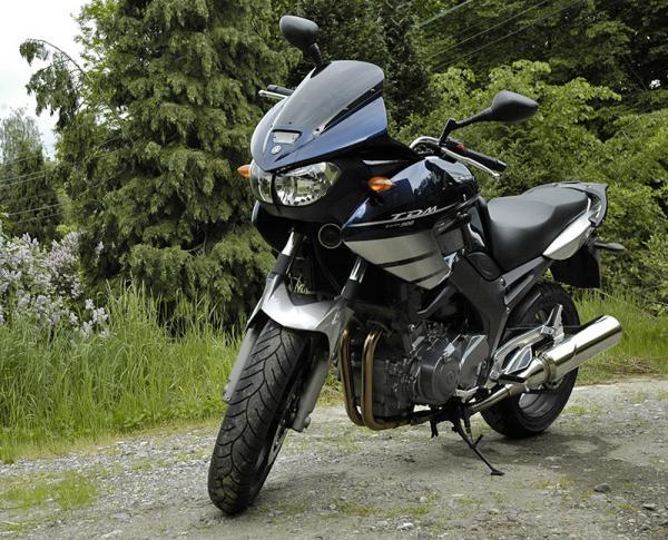 Yamaha TDM 900 ABS