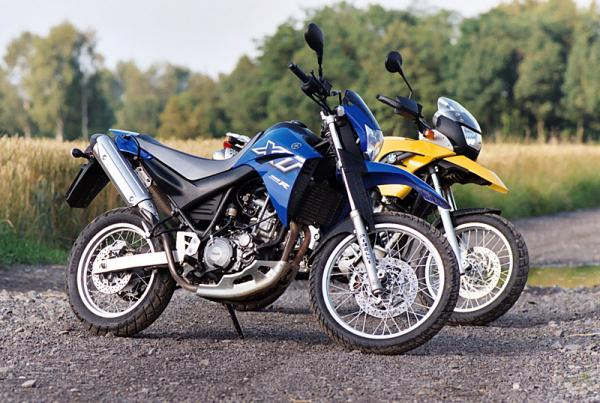 Comparatif BMW F650GS vs Yamaha XT660R