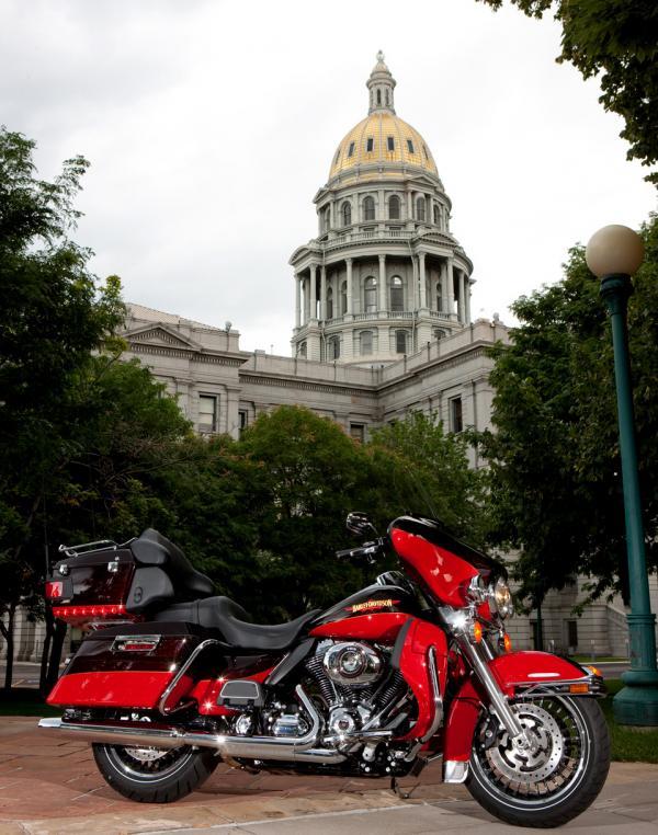 Harley-Davidson FLHTK Ultra Limited – 2010