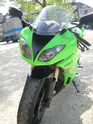 Kawasaki ZX-6R – 2009
