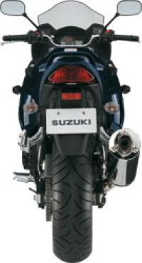 Suzuki GSX 1250 FA GT – 2010
