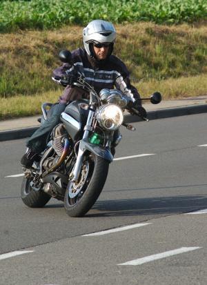 Moto Guzzi Breva 1100 ABS