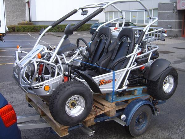 PGO Bugrider 250