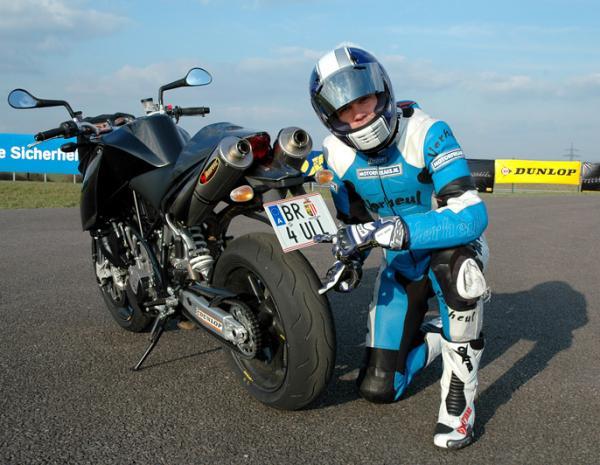 Dunlop GP Racer