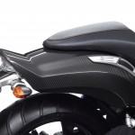 Une Yamaha V-Max carbone, ça déchire