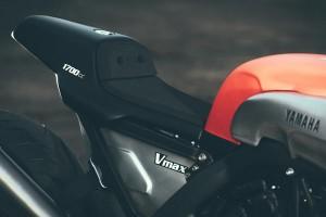 La Yamaha V-Max Yard Built Infrared de JvB