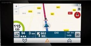 Coyote GPS un tout en un bien pratique