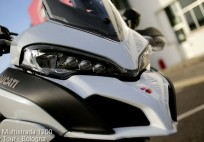 ducati multistrada winter tour