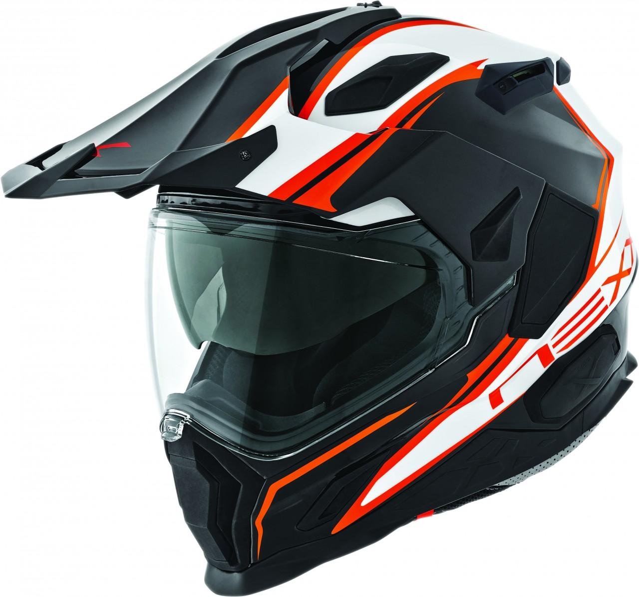 nexx se met aussi au casque enduro route avec le xd 1 objectif moto. Black Bedroom Furniture Sets. Home Design Ideas