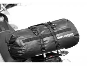Test de la bagagerie souple Enduristan
