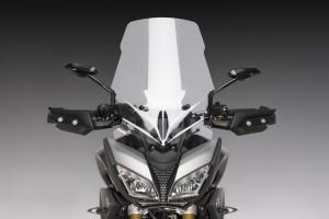 Puig se charge déjà de la Yamaha MT-09 Tracer