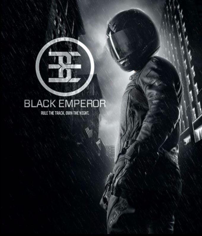 scorpion black emperor