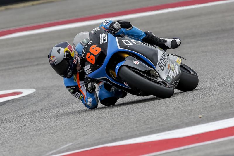 Moto2 – Austin (Texas) Un week-end difficile pour certains pilotes !