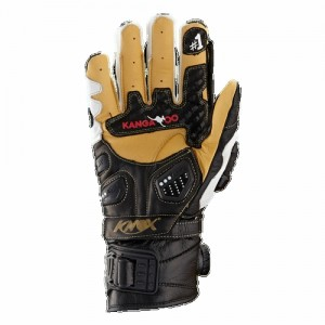 Le look Robocop avec le gant Handroid de Knox