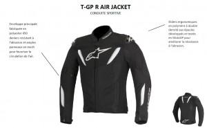 alpinestars air jacket