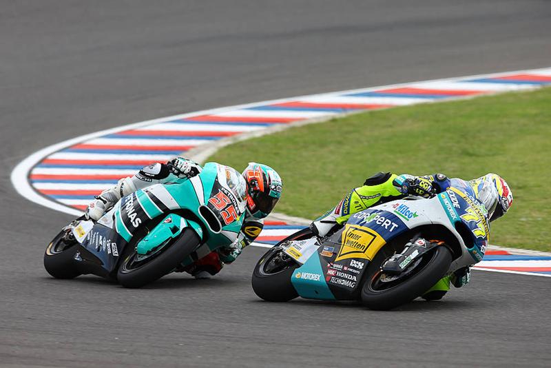 Argentine -Moto2 – Johann Zarco victorieux !