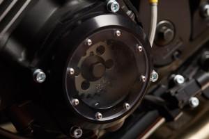 CS-06 Dissident, une nouvelle création Yard Built sur base de la Yamaha XJR