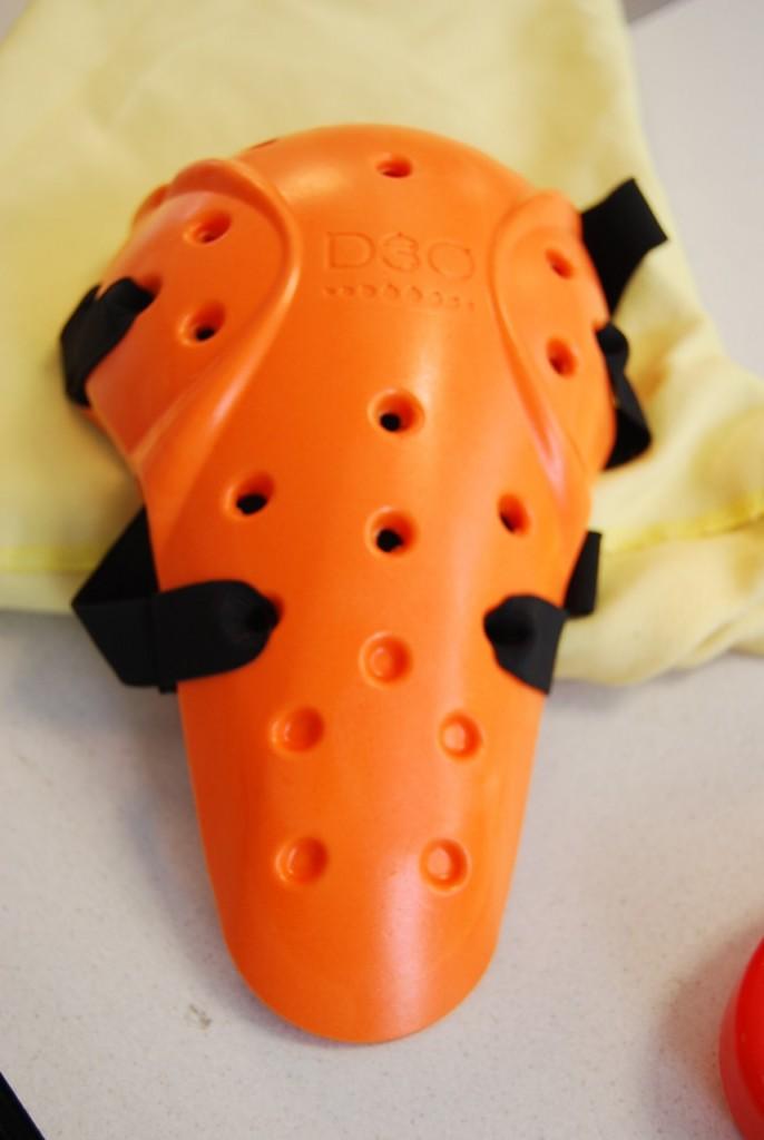 Protections additionnelles D3O, le top actuel en sécurité et confort