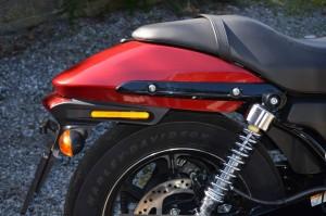 Harley-Davidson Street 750 urbaine, abordable à plus d'un titre