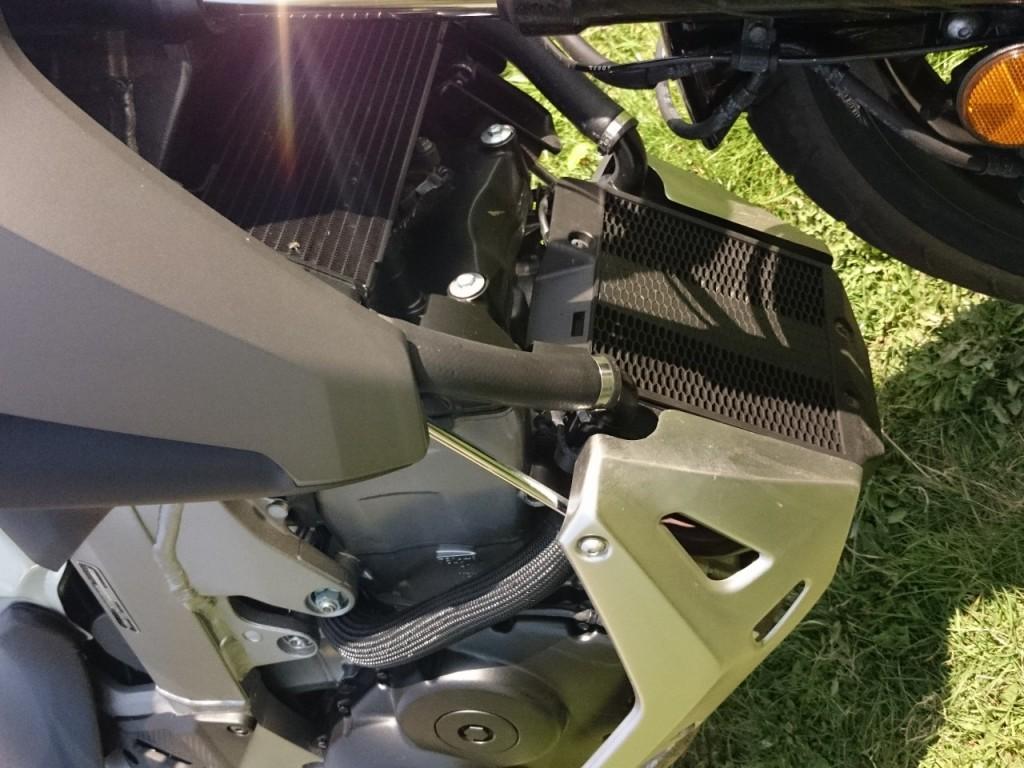 Honda VFR 800 X Crossrunner 2015