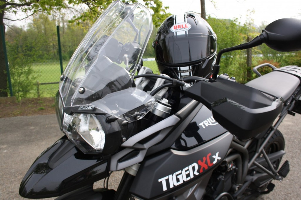 Triumph Tiger 800 XcX 2015, The British Travel Agency