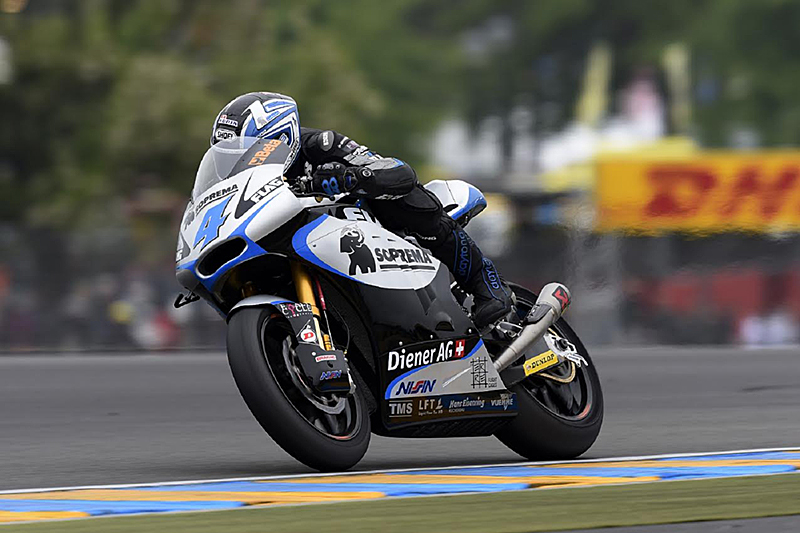 GP Moto2 – Thomas Lüthi remporte le GP de France au Mans !