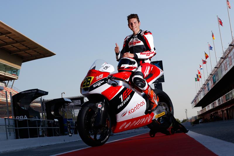 FIM CEV REPSOL MOTO2 – Etape difficile pour le Swiss Junior Team Moto 2