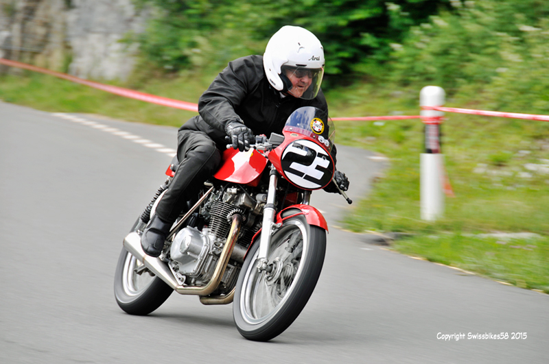 8e Retro Moto Internationale de St-Cergue