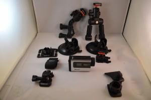 Caméra Sena Prism: petite mais complète