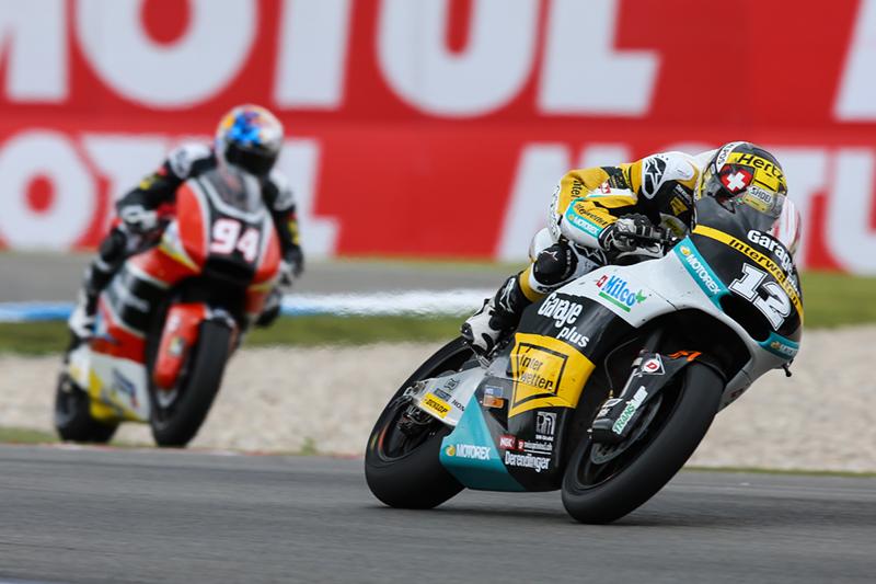 GP Moto2 – Johann Zarco vainqueur à Assen, Thomas Lüthi 5eme !