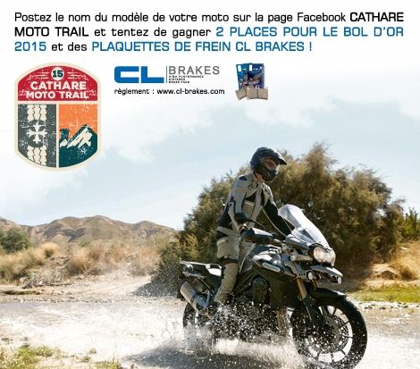 cathare moto trail concours cl brakes