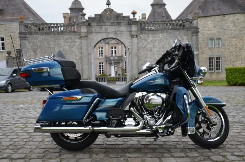 Consommation Harley Davidson  Electra Glide