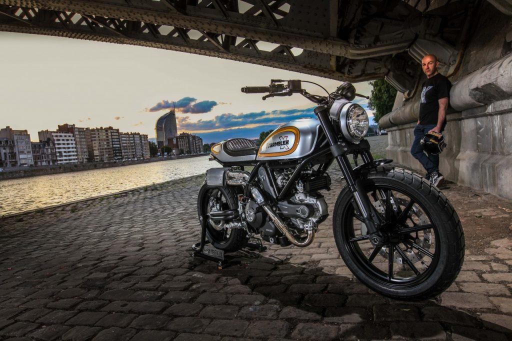 Ducati sera aux Bikers Classics Spa les 4 et 5 juillet