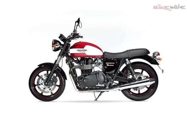 Triumph Bonneville 2015 Objectif Moto