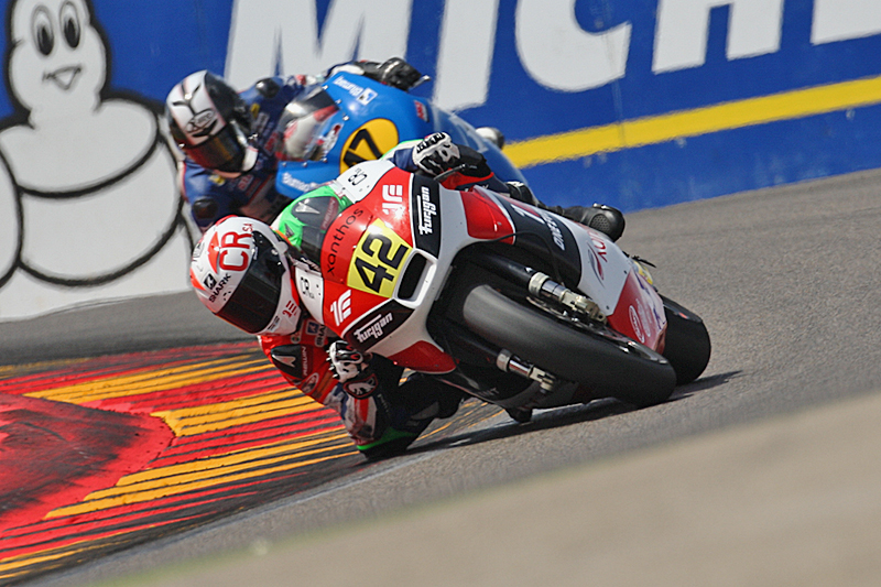 CEV Moto2 – Motorland Aragon – Adrien Pittet (Swiss Junior Team Moto2) finit dans les points !