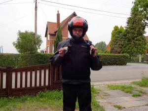 Kriega des sacs pour la moto et les motards par des motards.