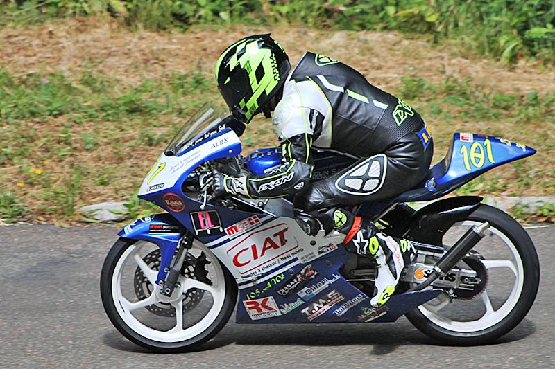 moto 125cc course