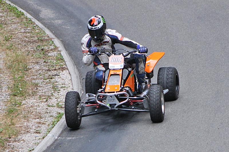 Course de côte de Villers-sous-Chalamont (F) avec ses multiples championnats!